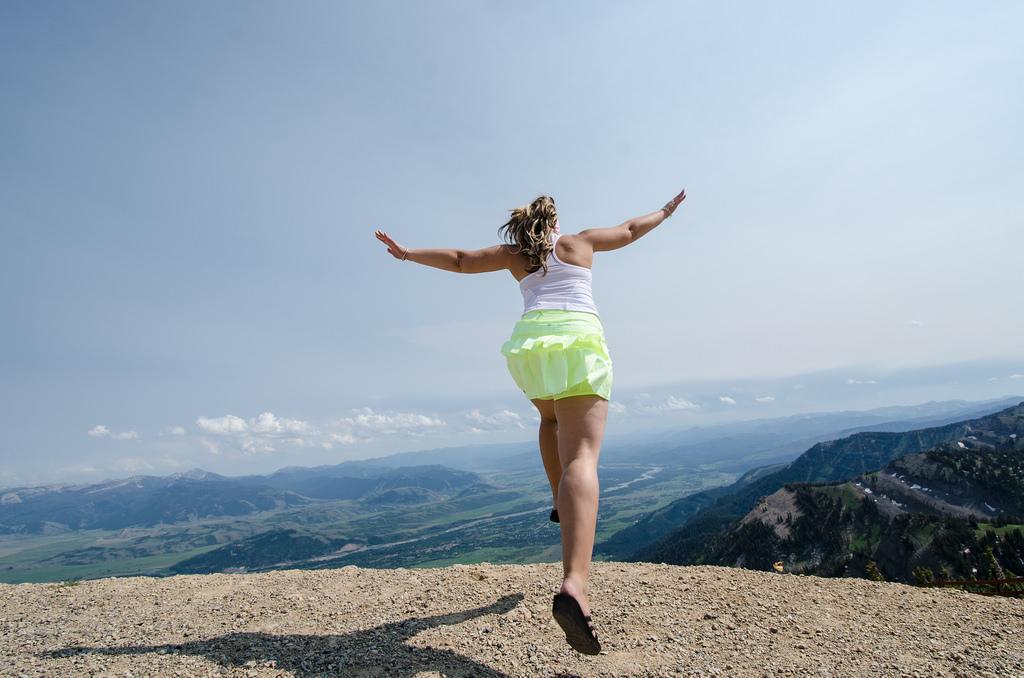 quantum leap of transformation