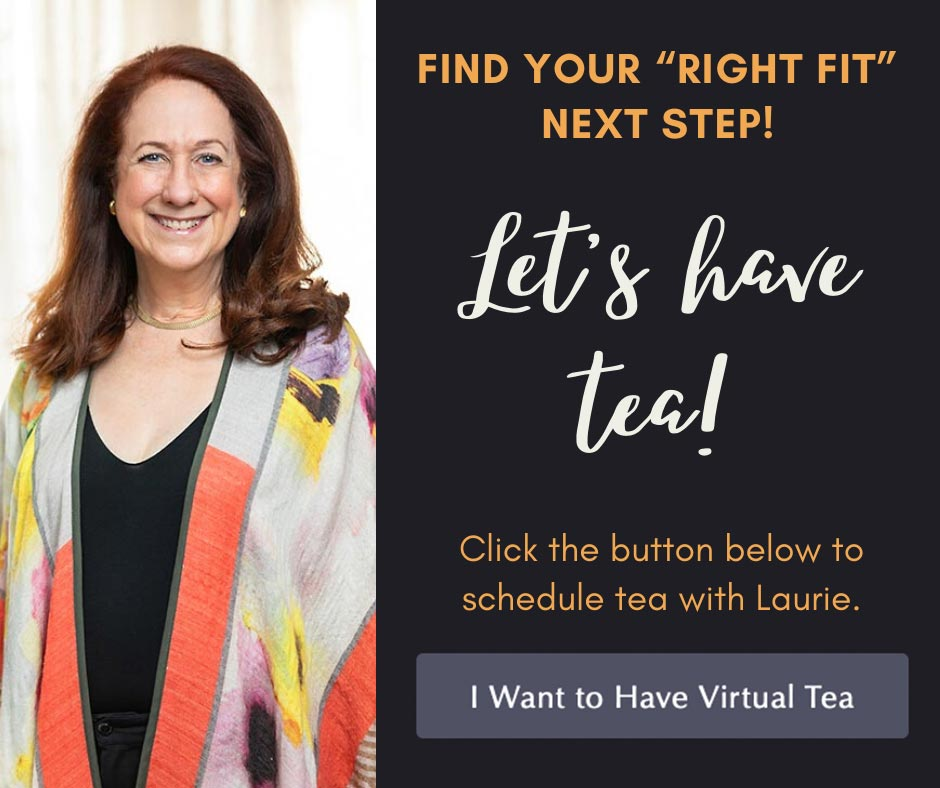 Tea with Laurie
